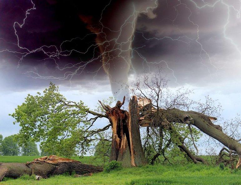 Разрушительные стихии
