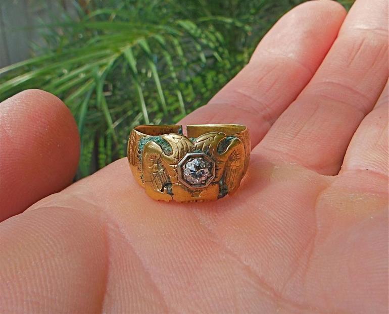 сонник золотой перстень