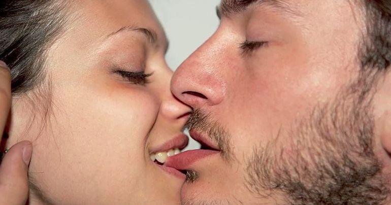 Целоваться в губы