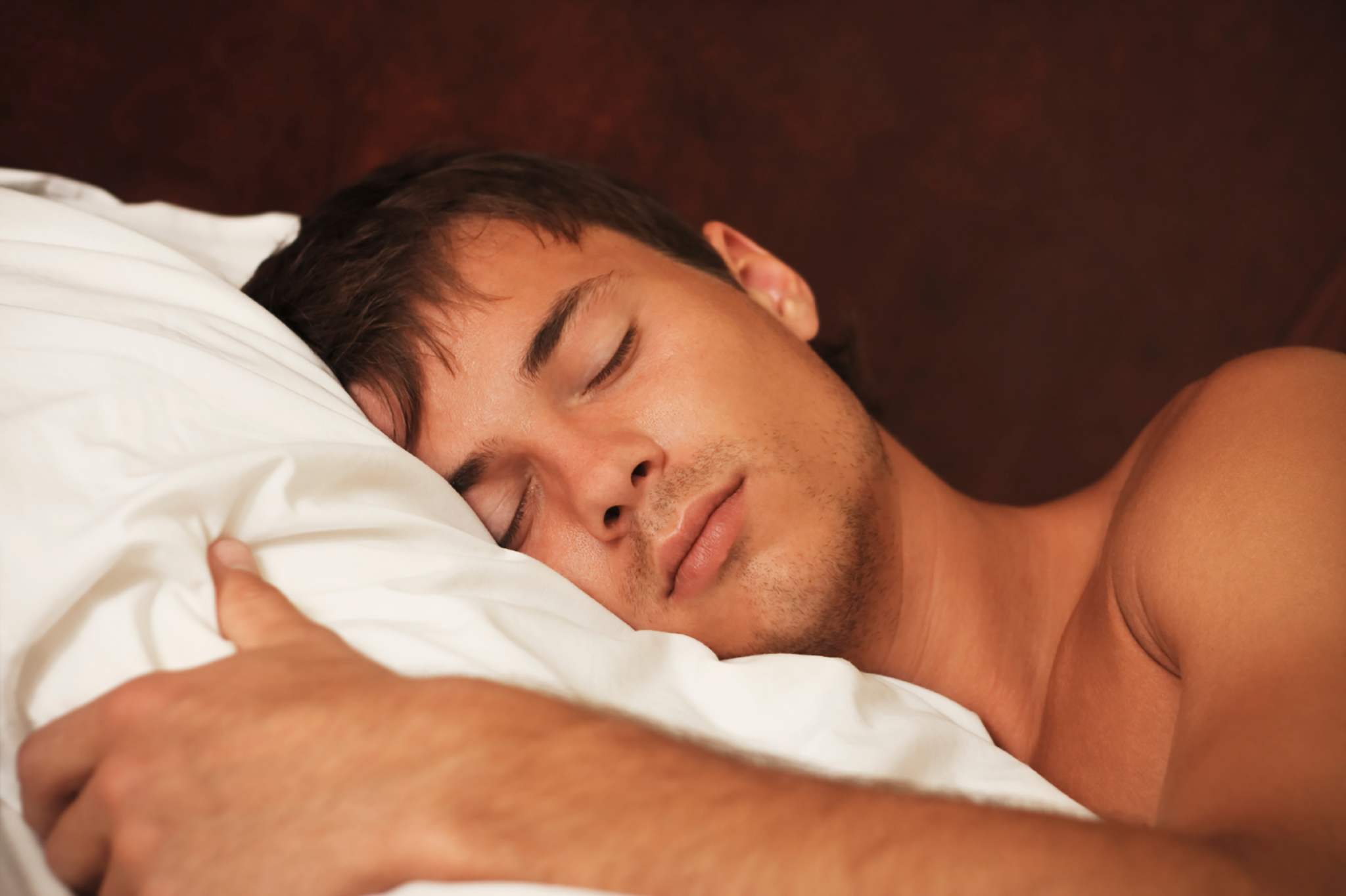 открытки спящий мужчина приезде гостей ожидает
