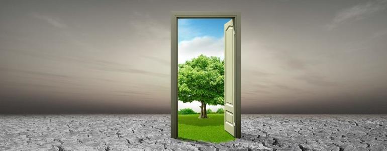 Удалось найти долгожданную дверь на свободу