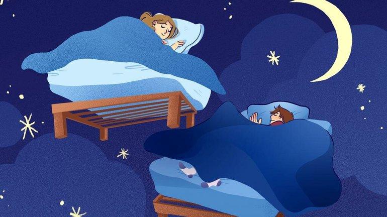 Приставал парень во сне
