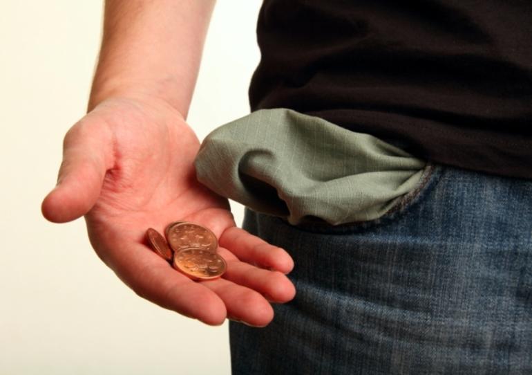 Проблемы с деньгами