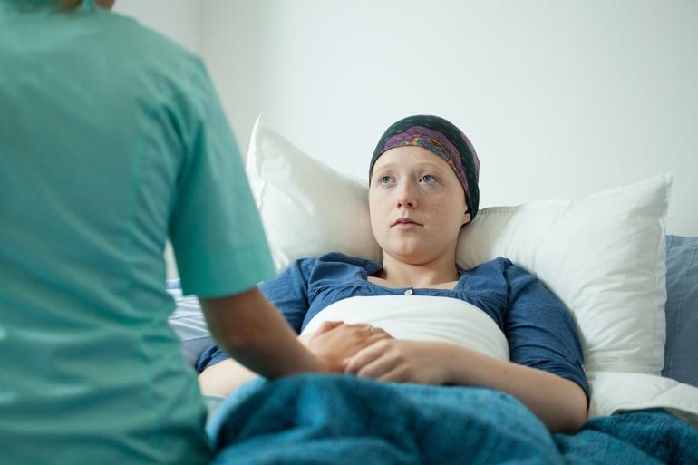 Тяжелое заболевание, которое потребует долгого лечения