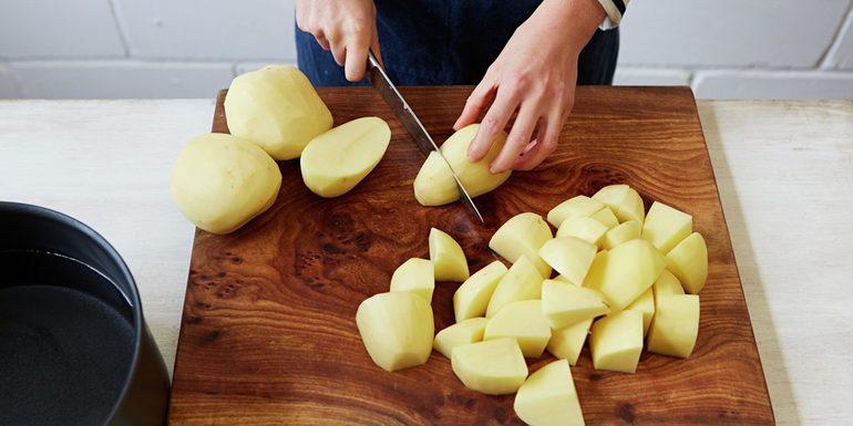 к чему снится жарить картошку сонник