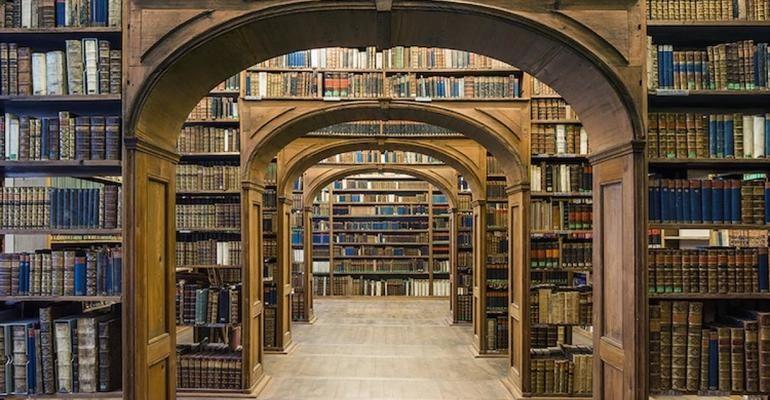 К чему снится библиотека описание