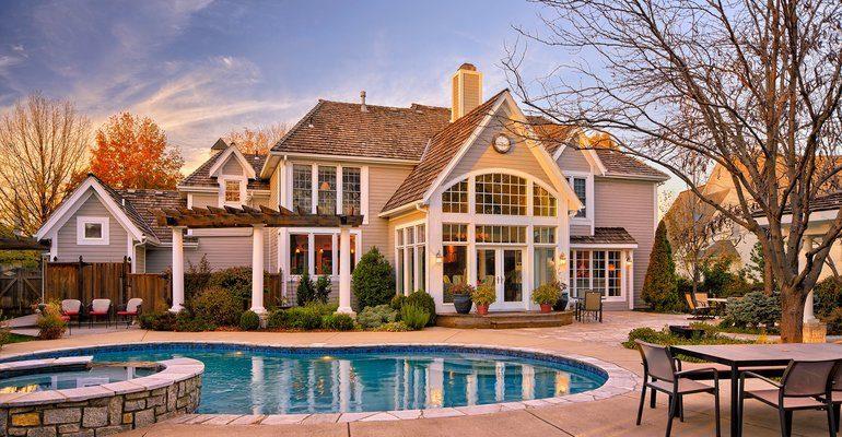 К чему снится большой дом