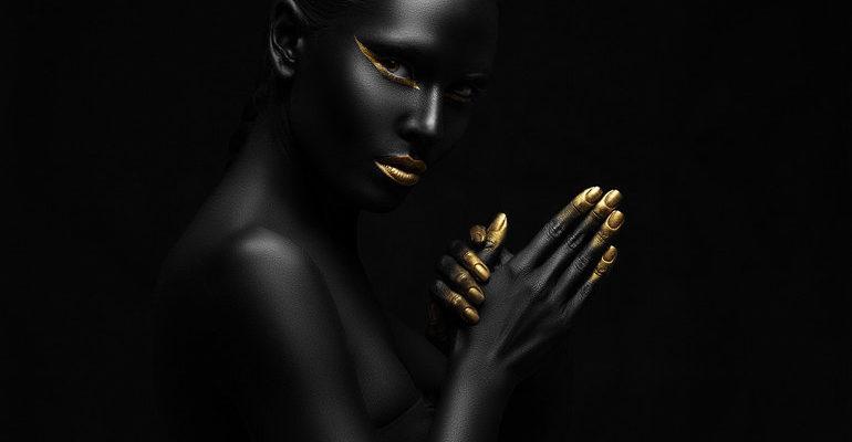 К чему снится черный цвет