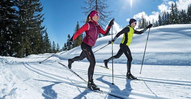 К чему снится кататься на лыжах