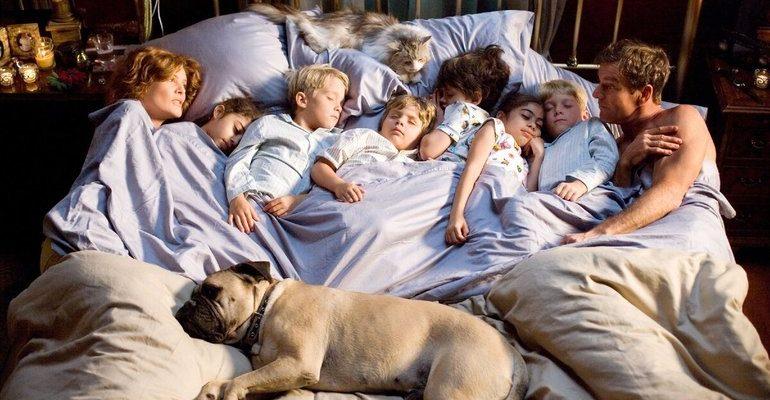 К чему снится много детей