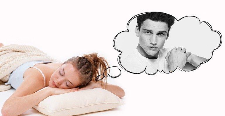 К чему снится парень