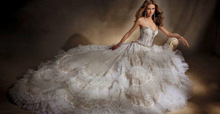 К чему снится платье свадебное