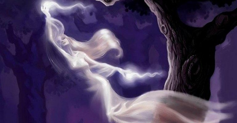 К чему снится привидение