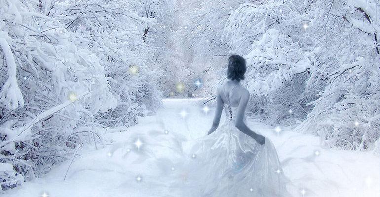 К чему снится снег белый