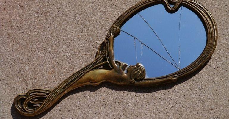 К чему снится треснутое зеркало