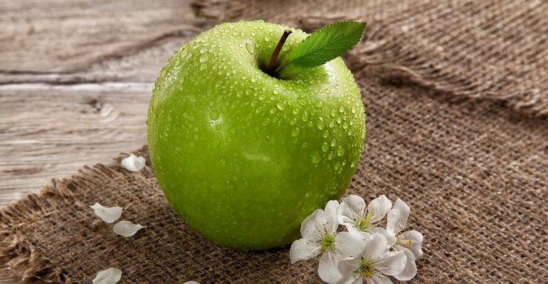 К чему снится яблоко зеленое