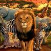 К чему снятся дикие звери