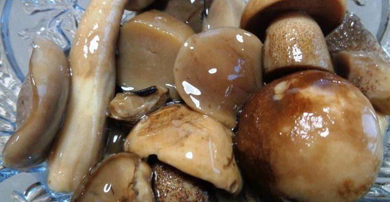 К чему снятся маринованные грибы