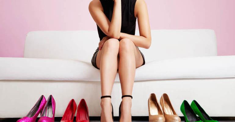 К чему снятся туфли на каблуках