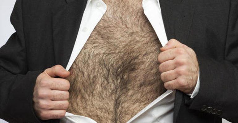 К чему снятся волосы на груди