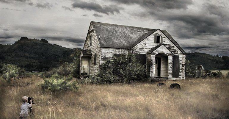 К чему снятся заброшенные дома