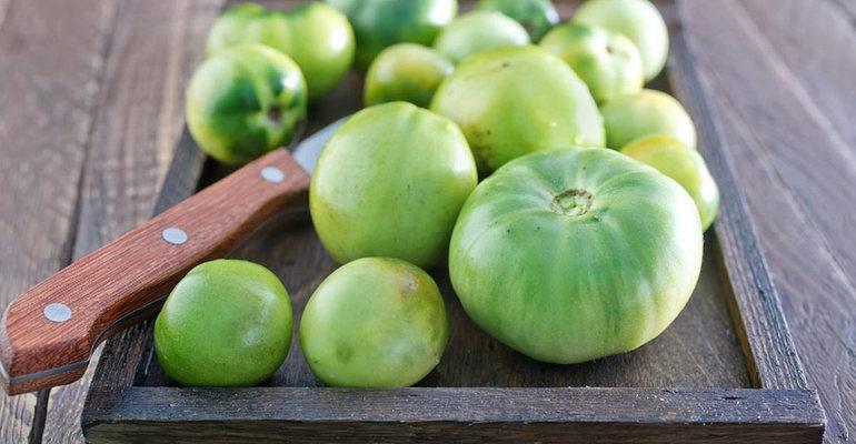 К чему снятся зеленые помидоры