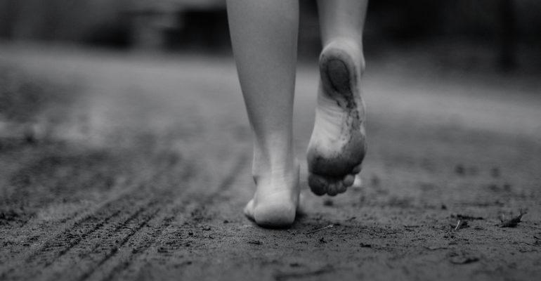 Идти по грязи во сне