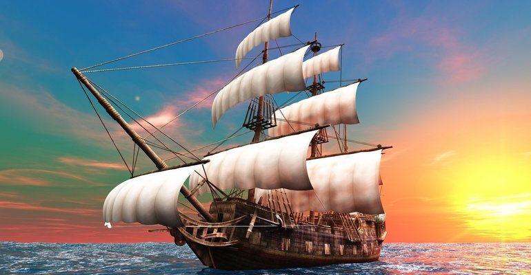 Плыть на корабле во сне