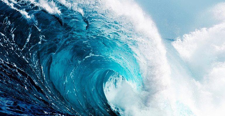 Приснились волны на море