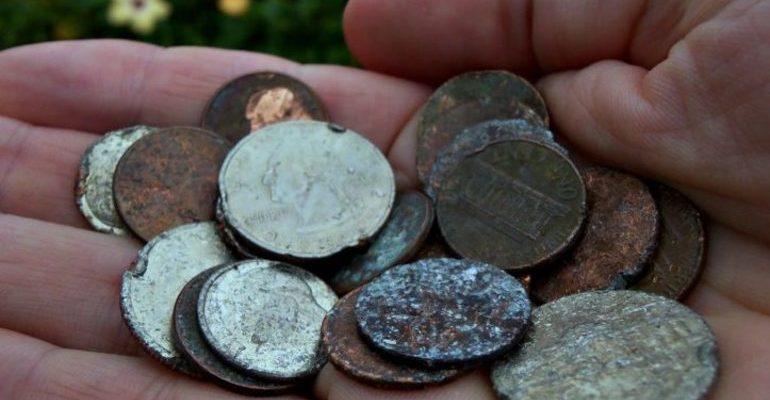 Сонник найти монеты