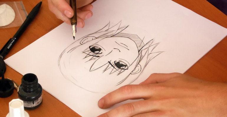 Сонник рисовать