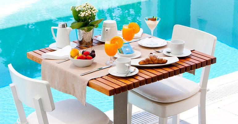 Сонник стол с едой