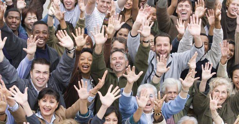 Сонник толпа сонник толпа людей