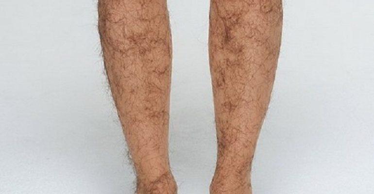 Волосатые ноги в сне