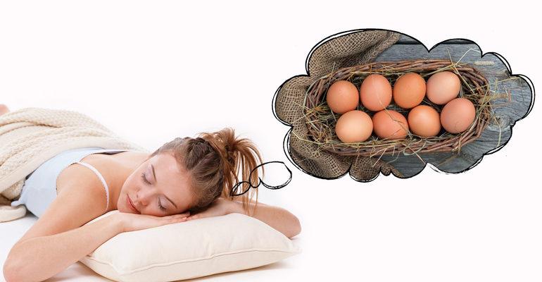 Яйца во сне