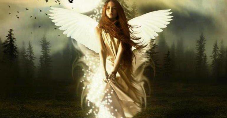 Ангел сонник