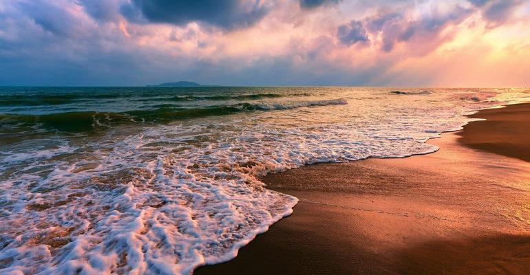 К чему снится берег моря сонник