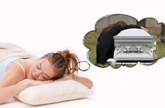 К чему снится смерть родственника