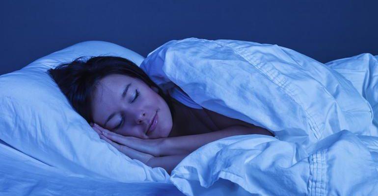 К чему снится спящие люди