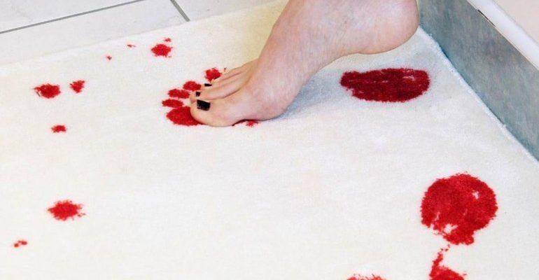 К чему снятся ноги в крови