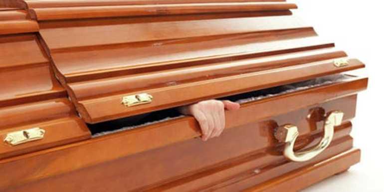 Оживший покойник
