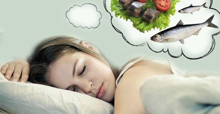 Резать рыбу во сне к чему снится