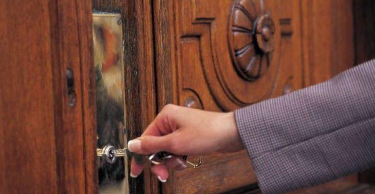 Сон открывать дверь ключом