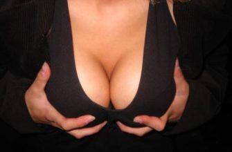 Сонник трогать грудь