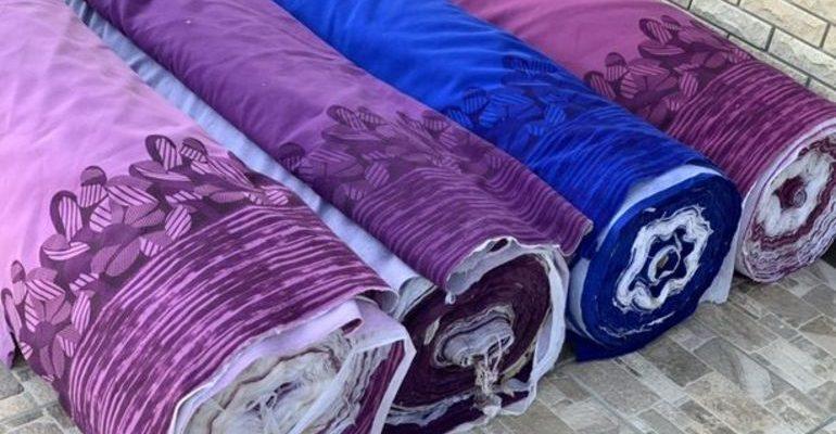 Ткань в рулонах