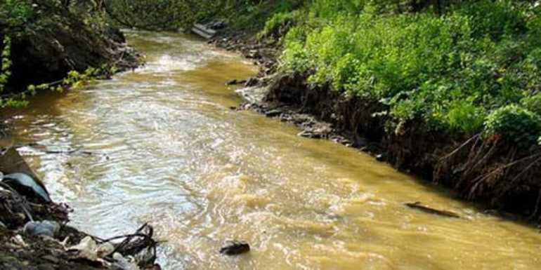 К чему снится грязная река