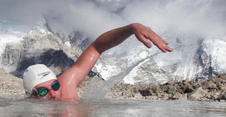К чему снится плавать в ледяной воде