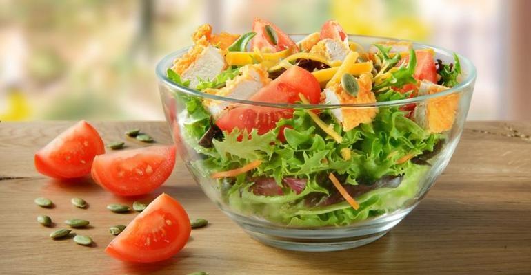 К чему снится салат сонник