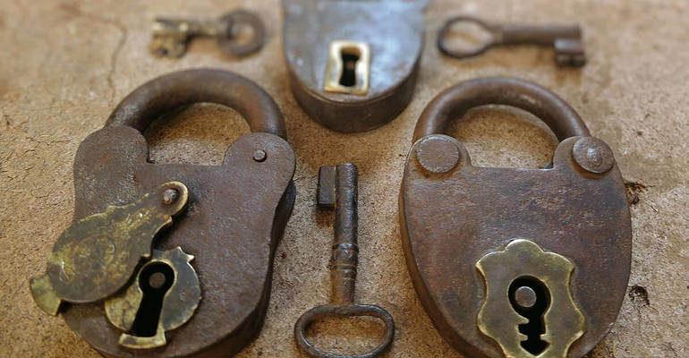 К чему снится замок с ключом