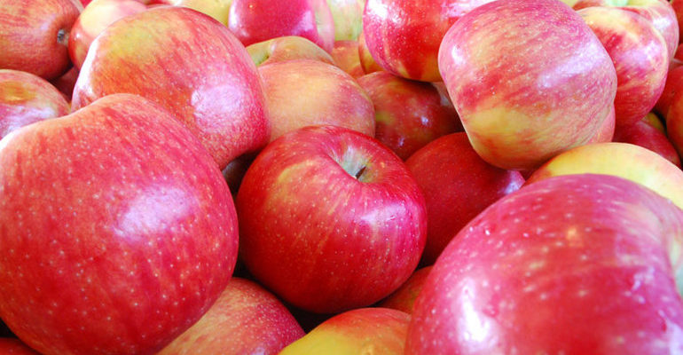 К чему снятся большие яблоки
